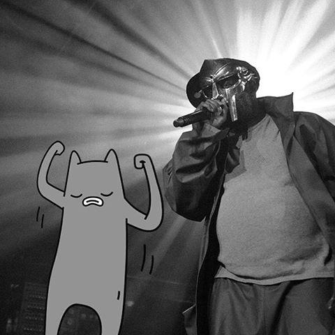 Abel and MF Doom