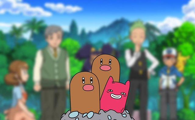 Abel and Dugtrio